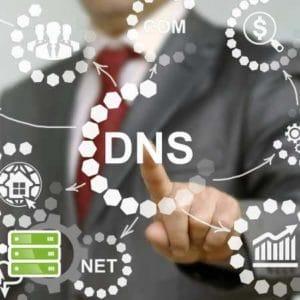 Changement des DNS de votre nom de domaine